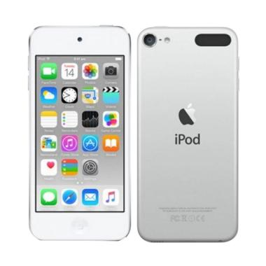 Apple iPod Touch 6 64GB Audio Player - Silver
