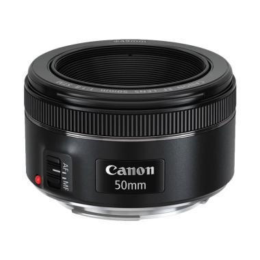 Canon EF 50mm f1.8 STM Lensa Kamera
