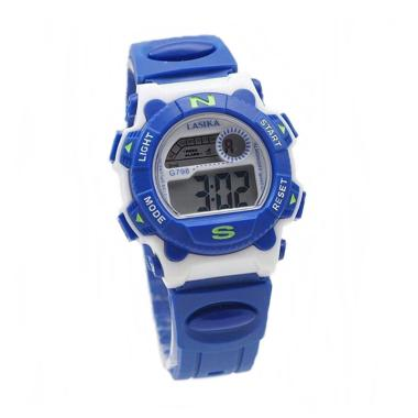 Lasika G798 Jam Tangan Anak - Blue