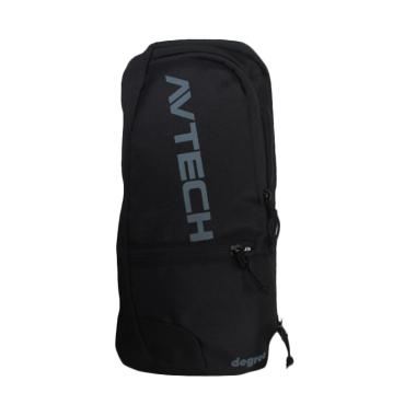 AVTECH Degree Sling Bag - Hitam