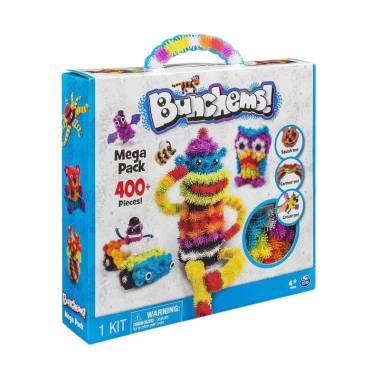 Bunchem Mega Pack Mainan Anak [400 pcs]
