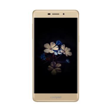 Coolpad Sky 3 E502 Smartphone - Gold [16 GB/3 GB]