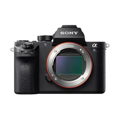 Sony Alpha A7S II Body Only Kamera Mirrorless