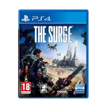 Sony PS4 The Surge DVD Game