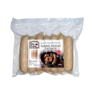 harga AK Bigfarm Sambal Matah (500gr | 14cm | 7pcs) Blibli.com