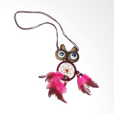 Jogjakhas OWL Dream Catcher Kalung