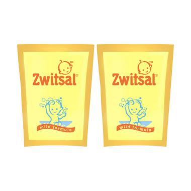Zwitsal Baby Classic Refill Shampoo [450 mL/ 2 pcs] 21184453