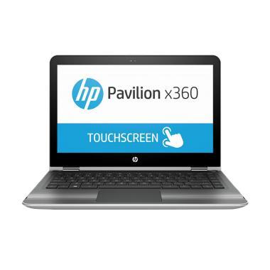 HP Pavilion X360 11-ad019TU - N4200 ... SILVER - Win 10 (2EG30PA)