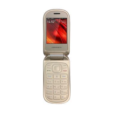 Advan Hammer R3E Handphone - Gold