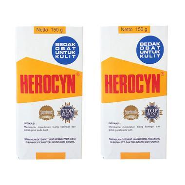 Herocyn Powder [150 g/2 botol]