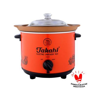 Takahi Slow Cooker - Orange [1.2 L]