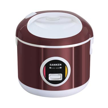 Sanken SJ 3020 Rice Cooker - Coklat