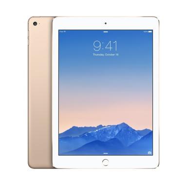 Jual Apple iPad Air 2 64 GB Tablet - Gold [Wifi + Cellular] Harga Rp 10400000. Beli Sekarang dan Dapatkan Diskonnya.