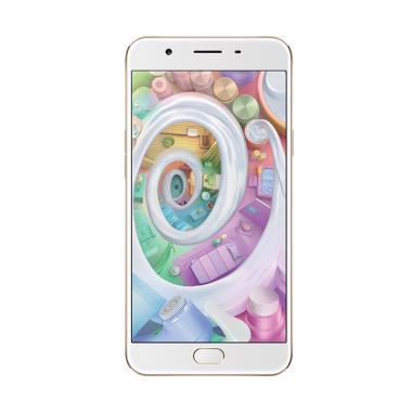 Oppo F1S Smartphone - Gold [64GB/4GB]