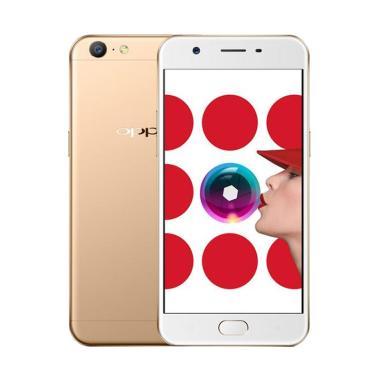 Oppo A57 Smartphone - Gold [32GB/3GB]