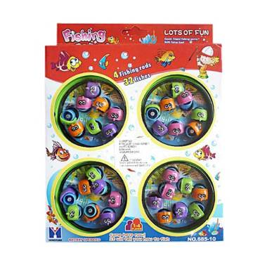 St4rshop Fishing Game 0808 Set Mainan Anak