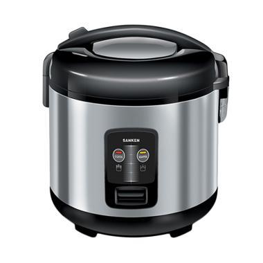 Sanken SJ 2100 Rice Cooker - Hitam