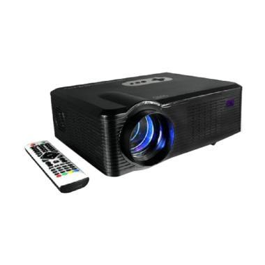 T4Shops CL720 HD LED Proyektor - Black