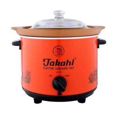 Takahi Slow Cooker - Orange [1.2 L]