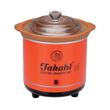 Takahi Slow Cooker - Orange [0.7 L]
