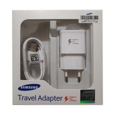 Samsung Type C Charger for A7 2017 White