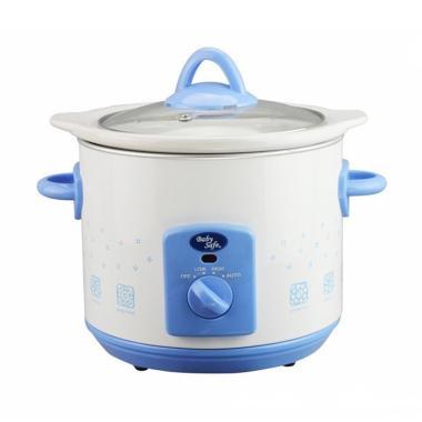 Baby Safe Slow Cooker - Biru
