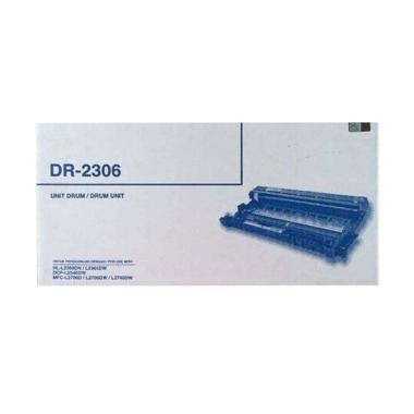 Brother DR-2306 Drum Toner Cartridge - Black