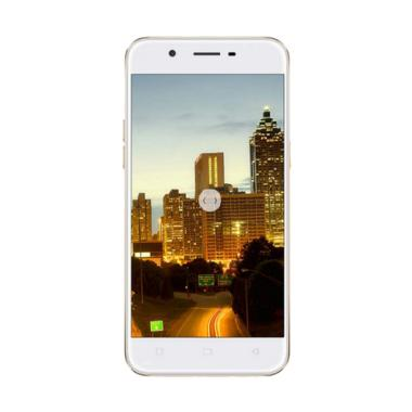 Oppo A39 Smartphone - Gold [32 GB/3 GB] Free Tongsis
