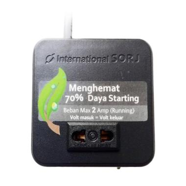 International Adapter SORJ Soft Starter [2 A/ 440 W]