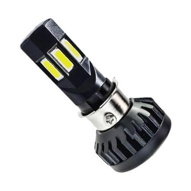 RTD M02E-B Original Headlamp 6 Sisi LED Bohlam Lampu Motor