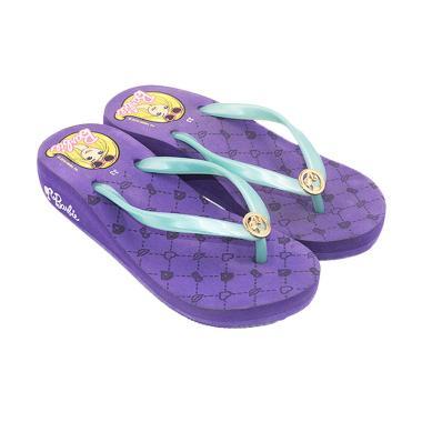 Ando 903 Barb Flip Flop Sandal Anak Perempuan - Purple