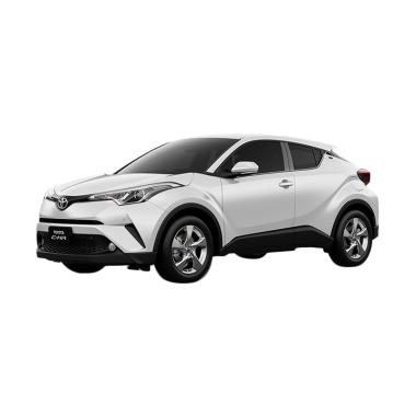 INDENT - Toyota All New C-HR 1.8 Si ... White Pearl Crystal Shine