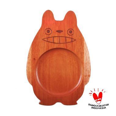 Nanauniquestore Totoro Plate