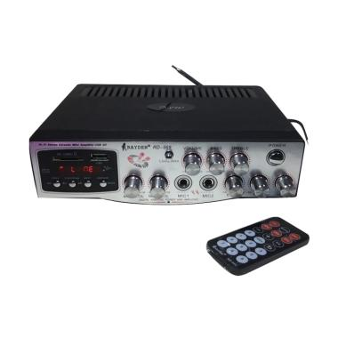 Rayden RD009 USB AC-DC Amplifier