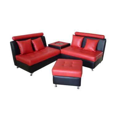 Sentra Furniture Pedrosa L Sofa