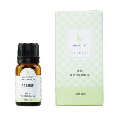 Eucalie Orange Pure Essential Oil [ 10ml ]