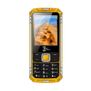 harga Ken Mobile R7710 Handphone - Yellow Blibli.com