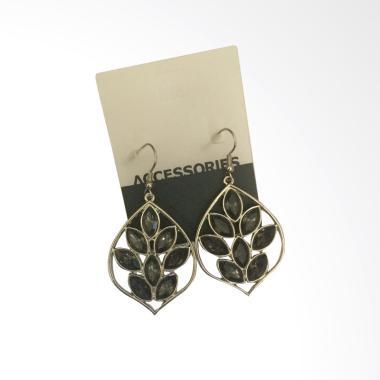 Mastindo Accessories MA-561798 Earring - Silver