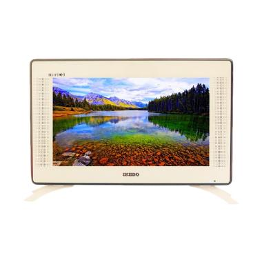 IKEDO LT-20F1U LED TV - Putih [20 Inch]