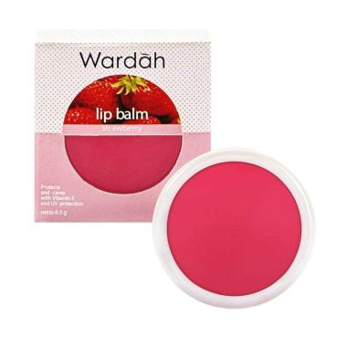 Wardah Lip Balm - Strawberry