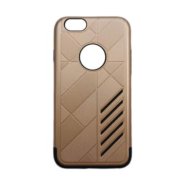 Hybrid Casing for Iphone 6S - Gold