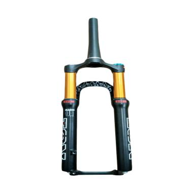 ION DH2 LC AIR Fork Sepeda - Gold Tappered [27.5 Inch]