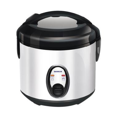 SANKEN Rice Cooker Stainless 1 Liter SJ-135