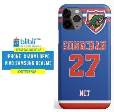 harga CASING HANDPHONE KPOP NCT Dancing With Dinosaurs Sungchan Blue Blibli.com