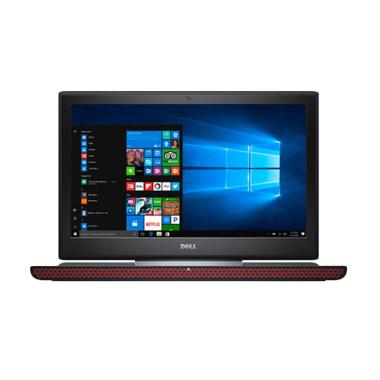 Dell Inspiron 7567 Laptop - Hitam [ ... X-1050Ti 4GB/ Windows 10]