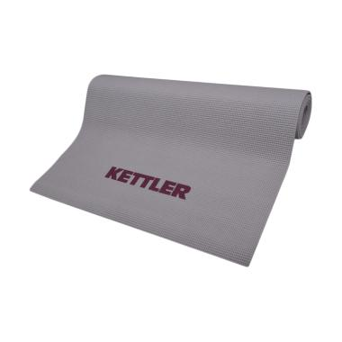 Kettler Yoga Mat Aksesoris Yoga - Grey [104-100]