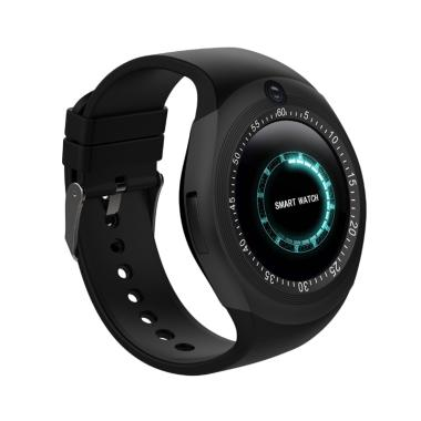 Xwatch DZ11 Y1 Plus Smartwatch for Android and IOS - Hitam