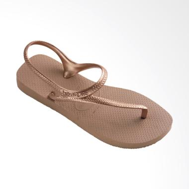 Havaianas Flash Urban 3581 Sandal Flip Flop Wanita - Rose Gold