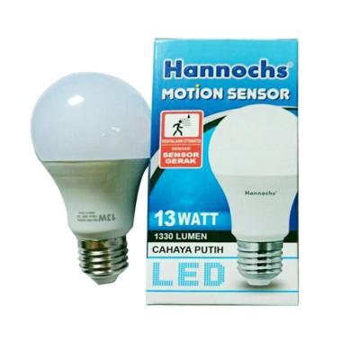 Jual Hannochs Motion Sensor CDL Lampu LED [13W] Terbaru - Harga Promo Juni 2019 | Blibli.com
