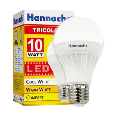 Hannochs Tricolour Lampu LED [10 W]